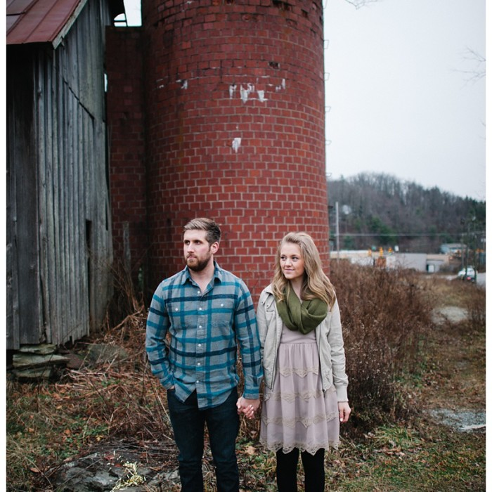 Chelsea and Jake Engaged | (Boone, North Carolina)