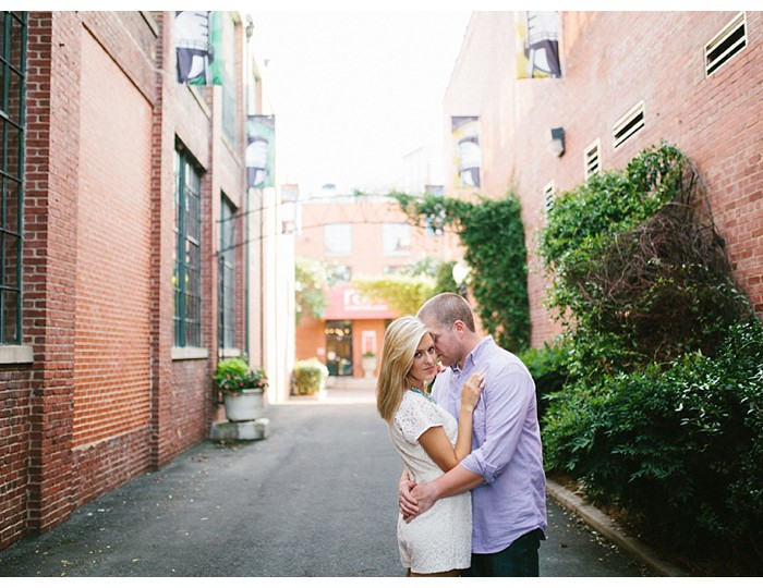 Ryan and Storm / Engaged / Charlotte Photographer