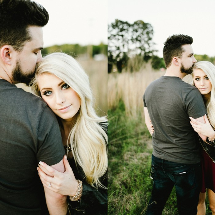 Morgan and Weston | Charlotte, NC Engagement Photographer