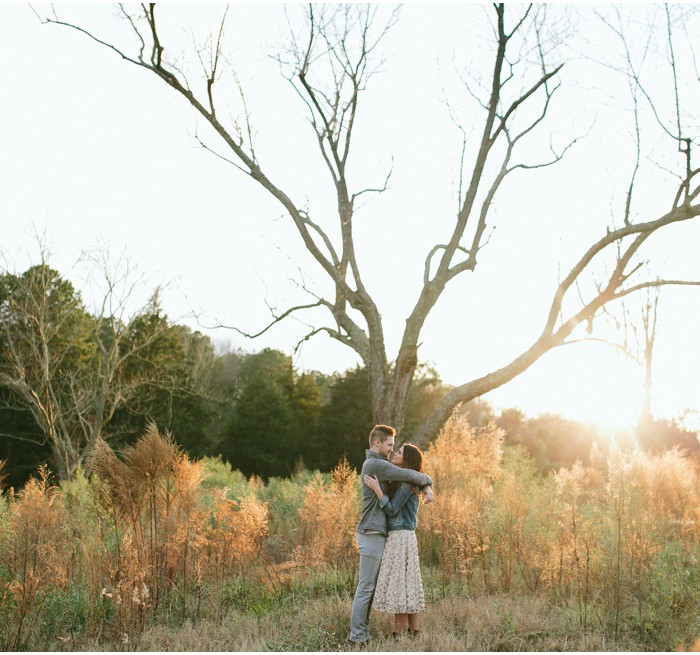 Jeremiah and Claire | Charlotte, NC Engagement | NC Wedding Photographer